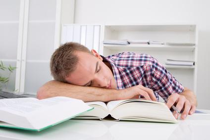 Erste Regel für das nebenberufliche Teilzeitstudium: Ressourcen nicht überschätzen!