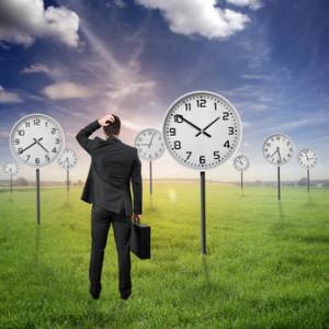 Die Zeit richtig organisieren - oft schwerer, als sich das anhört.